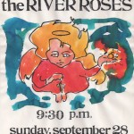 The River Roses flyer