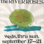 The River Roses solo show
