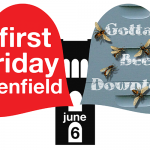 First Friday Greenfield - Gotta Bee Downtown