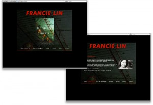 Francie Lin screenshots