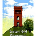 Beacon Field Playground fundraising logo