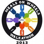 Meals for Wheels Walkathon logo